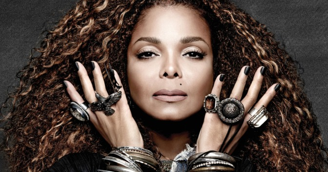 Janet Jackson – Mash Up – Our New Favorite