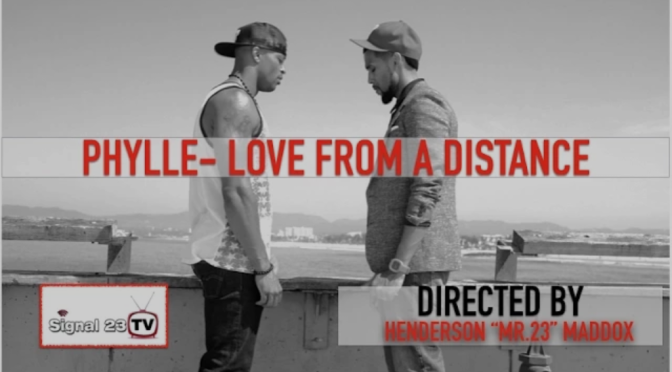 "Watch ""Phylle-  Love From a Distance Directed by Mr. Twenty Three"" on LYRK"