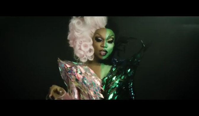 "Watch ""Low (feat. RuPaul) by Todrick Hall"" on LYRK Music"