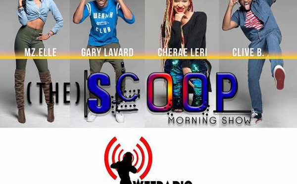 (the)Scoop Morning Show – Episode 1: We're here –
